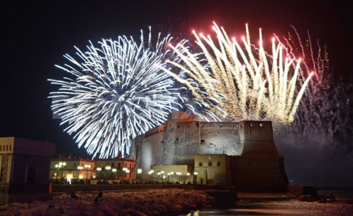 Image result for Capodanno a Napoli, images