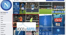 Il social media manager del Napoli tifa Inter?