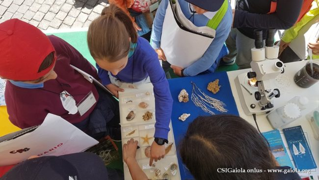 Alla Gaiola arriva il World Oceans Day
